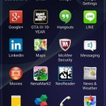Sony Xperia M2 Apps List