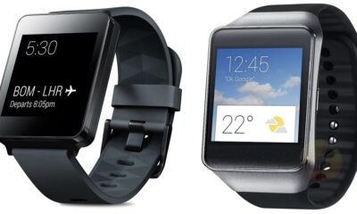 LG G Watch vs Samsung Gear Live Comparison