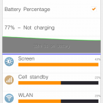 Gionee Elife S5.5 Battery - Browsing Test 2