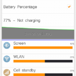 Gionee Elife S5.5 Battery - Music Playback 2