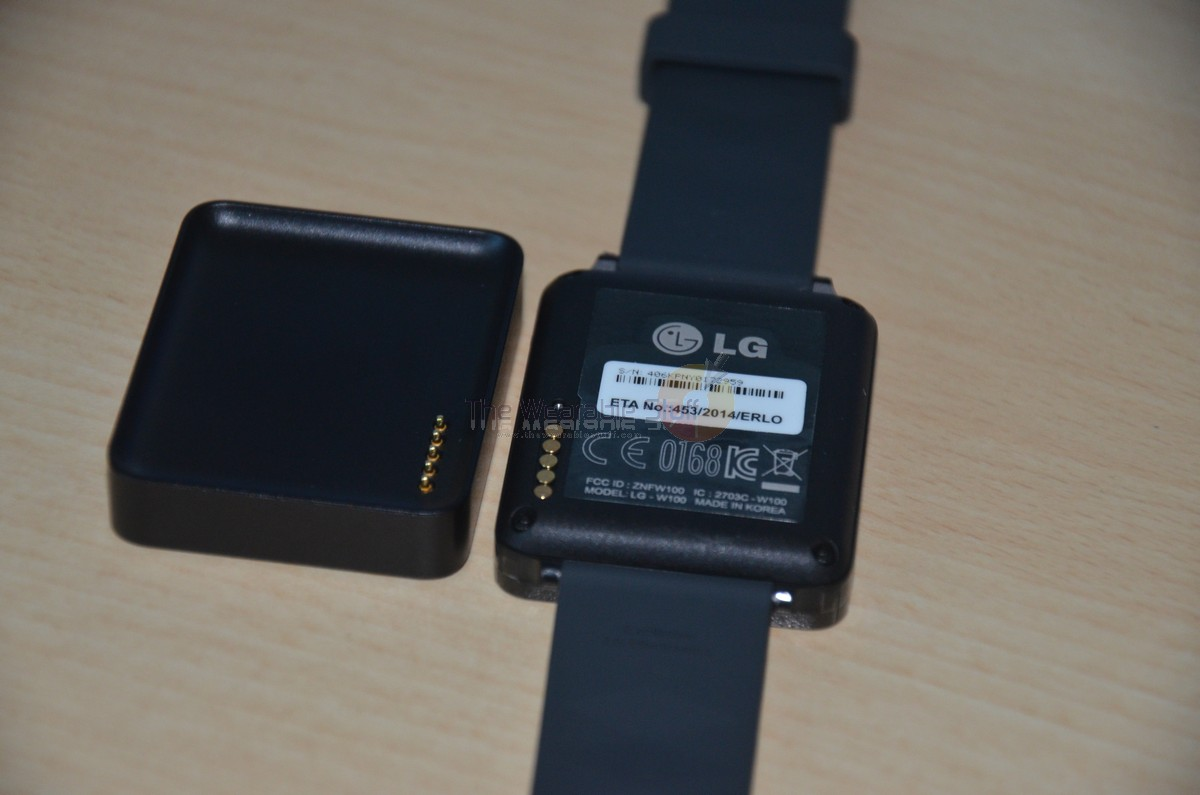 LG G Watch Charging Cradle