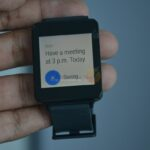 LG G Watch Hands-on reminder