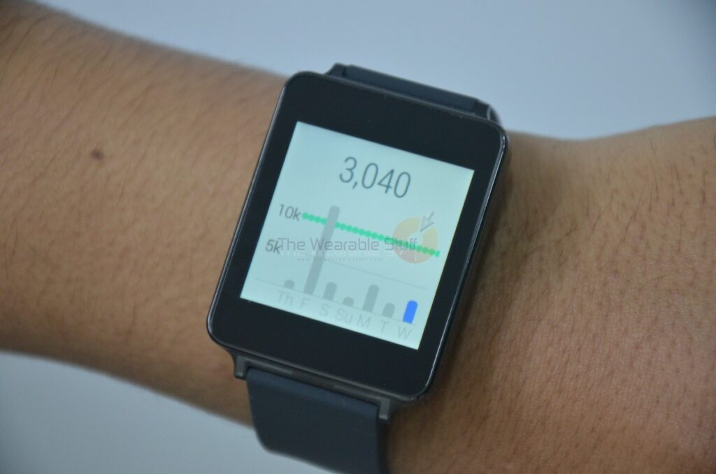 LG G Watch Review 3