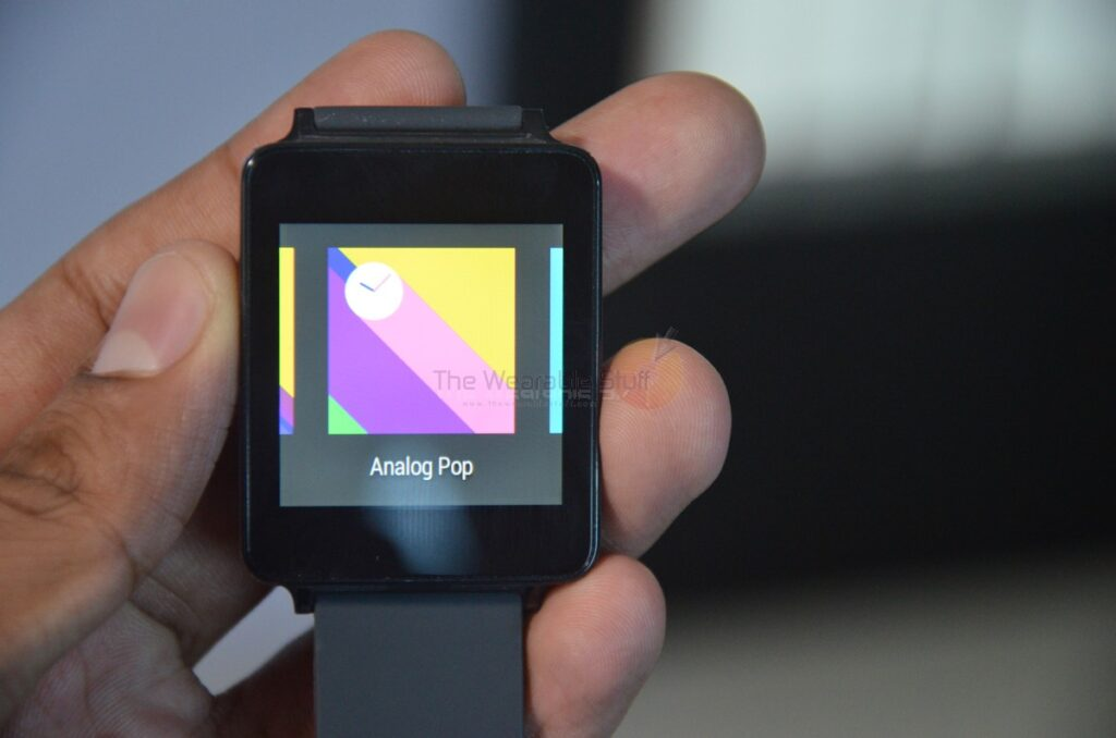LG G Watch Review 5