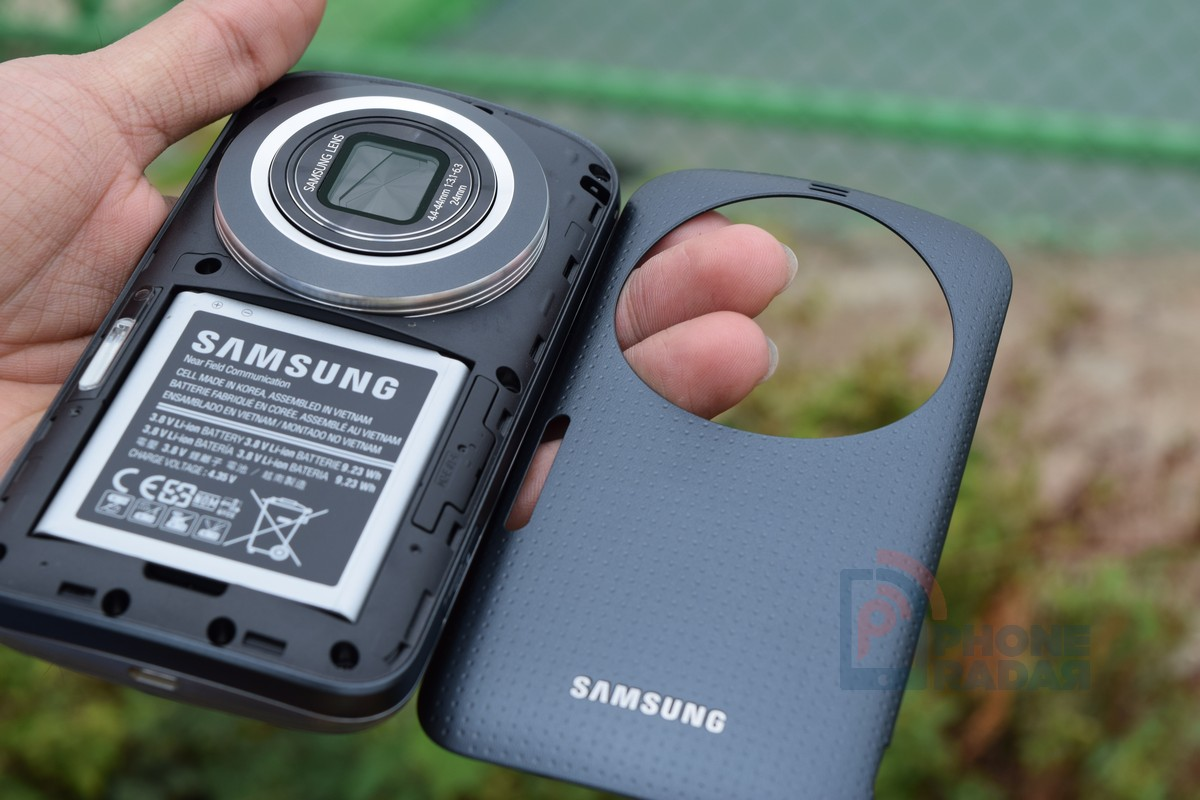 Samsung Galaxy K Zoom Back Cover