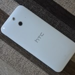 HTC One E8 Back