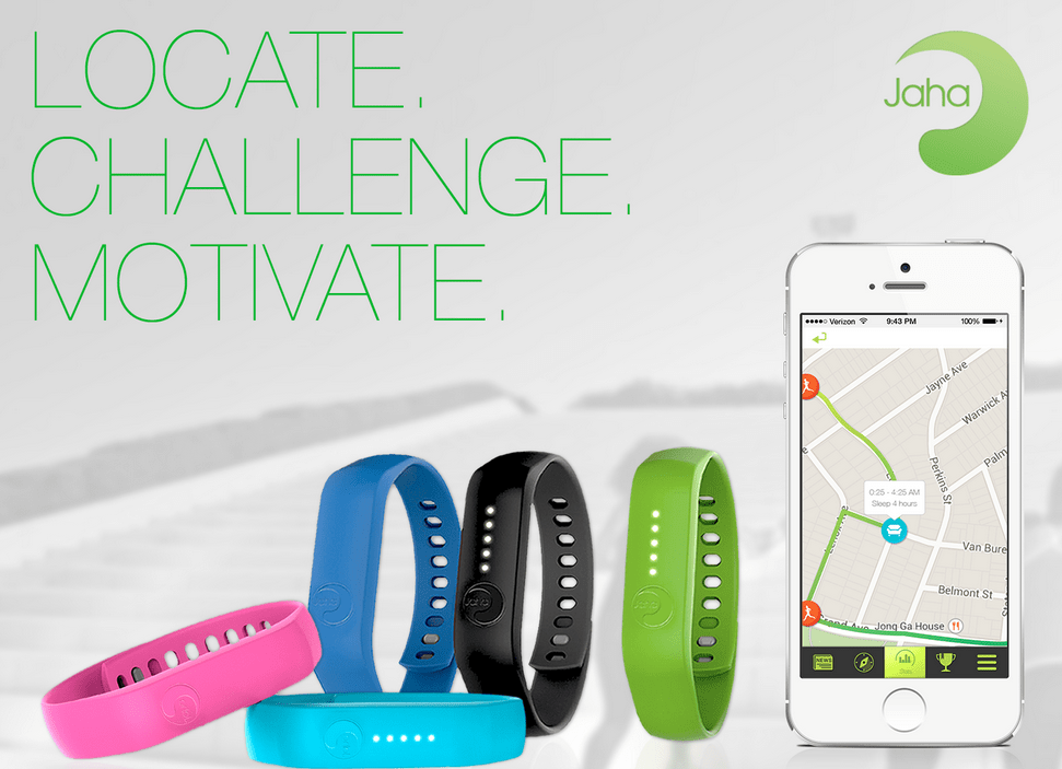Jaha fitness band