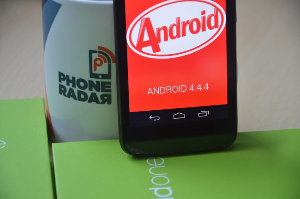 Micromax Canvas A1 OS
