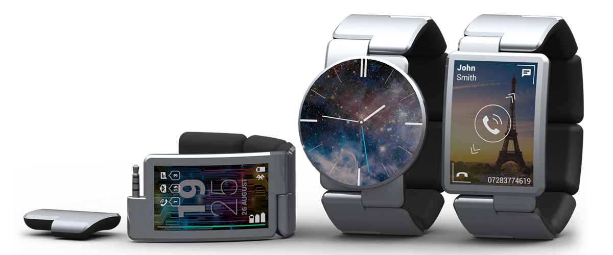 Blocks - The Modular Smartwatch