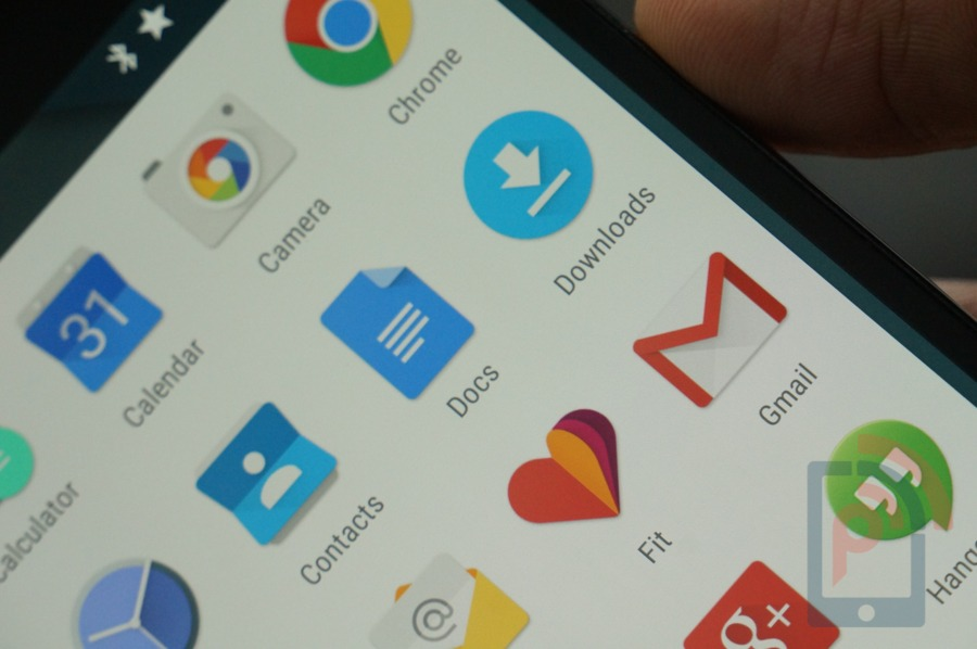 Android Lollipop Feature Material Design