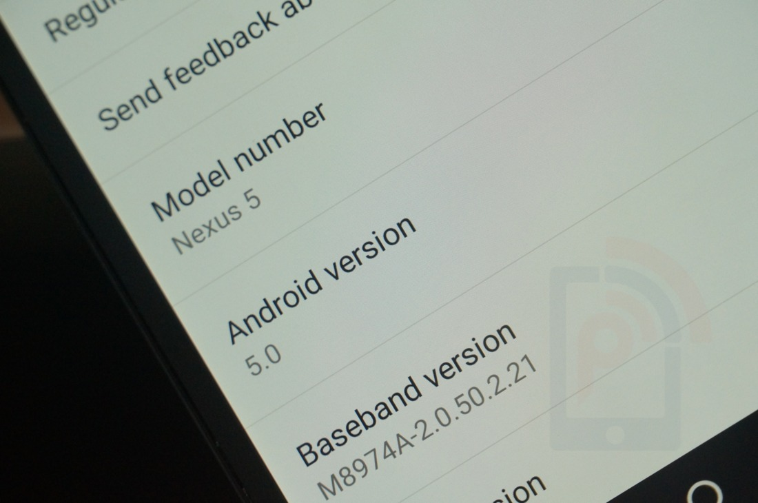 What's new in the Android 5.0 Lollipop