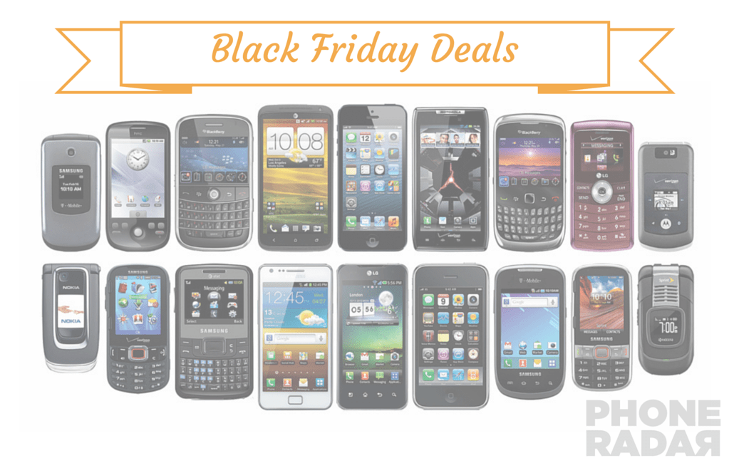 Black Friday Deals PhoneRadar