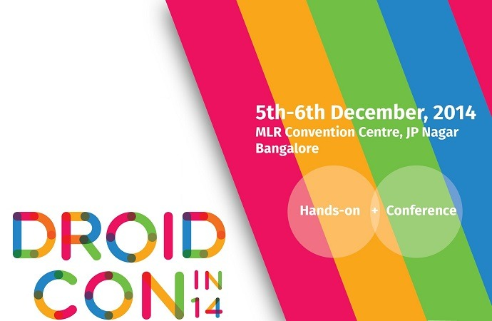 Droidcon India 2014 Event