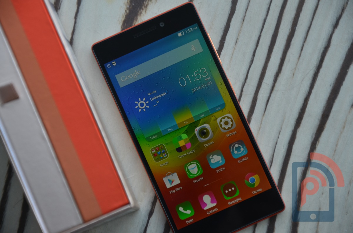 Lenovo Vibe X2 Hands-on