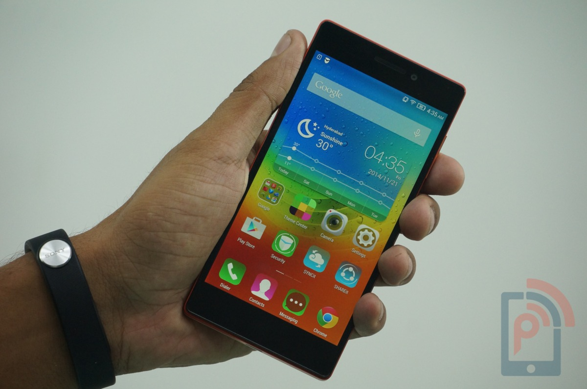 Lenovo Vibe X2 Review