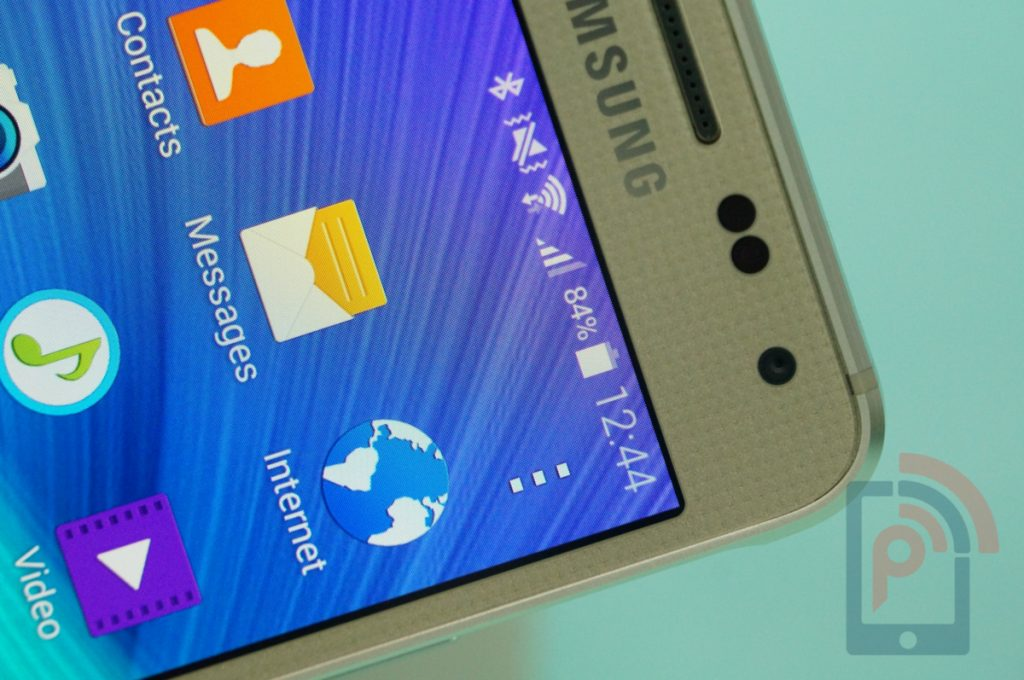 Samsung Galaxy Alpha Display