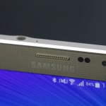 Samsung Galaxy Alpha Front Top