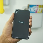 HTC Desire 820 Hands-on Back