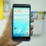 HTC Desire 820 Hands-on Front