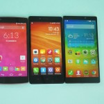 Xiaomi Redmi Note Size Comparison