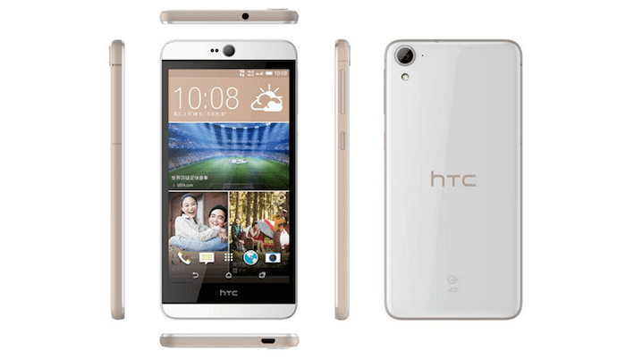 HTC Desire 826 Press Shot