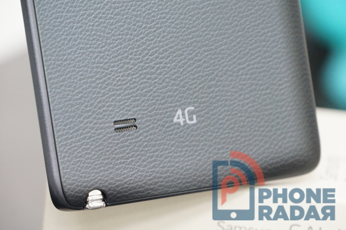 Samsung Galaxy Note Edge Speaker Back