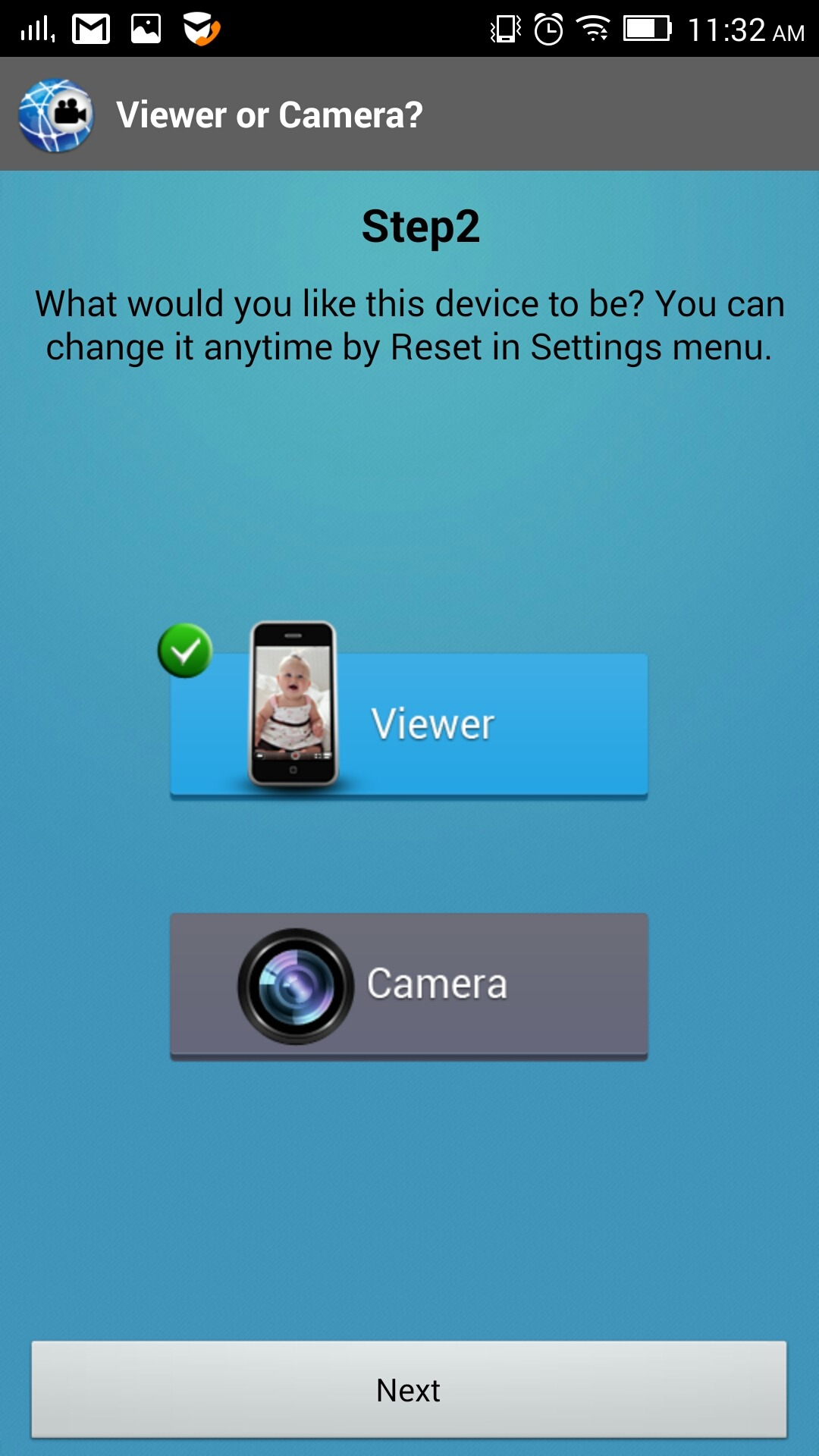 Web of Cam - Android App (3)