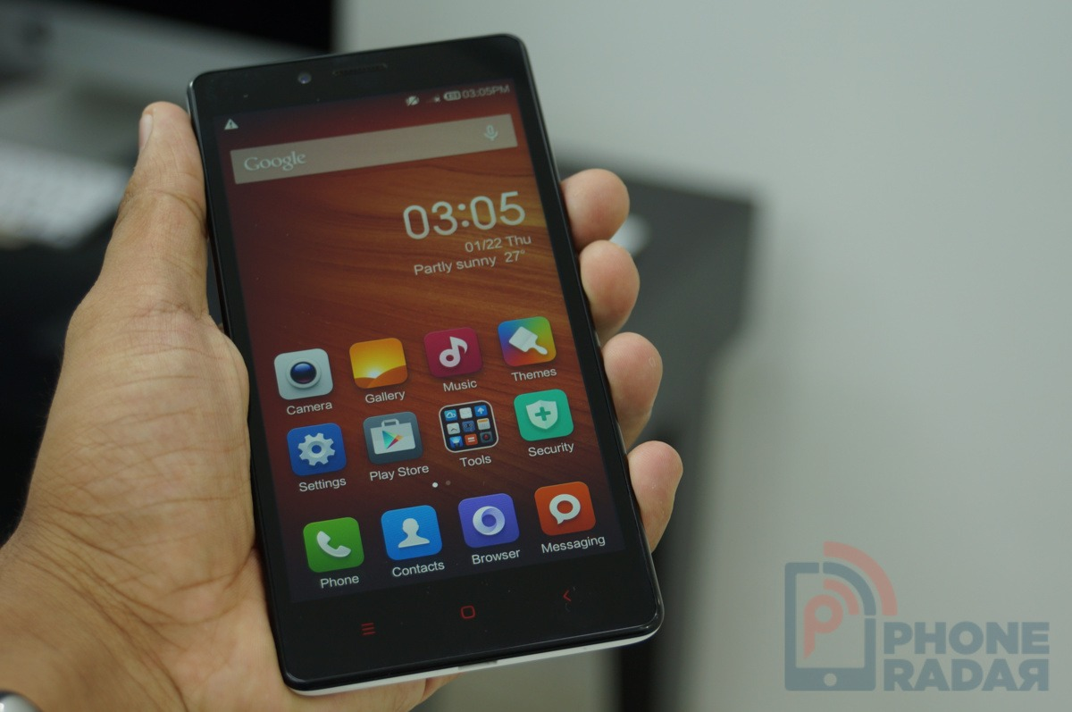 Xiaomi Redmi Note 4G Review
