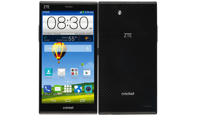 Smartphones 2013 zte grand x max plus upgrade Mark