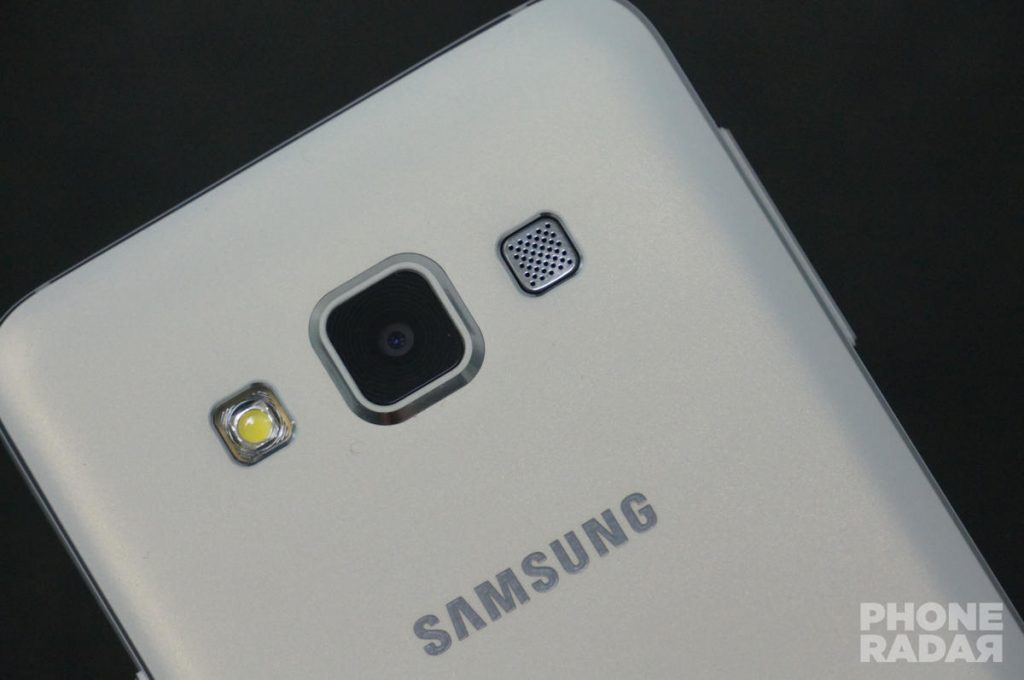 Samsung Galaxy A3 Camera