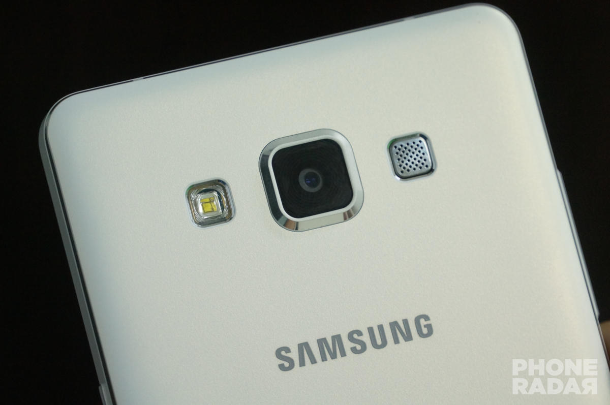 Samsung Galaxy A5 Camera