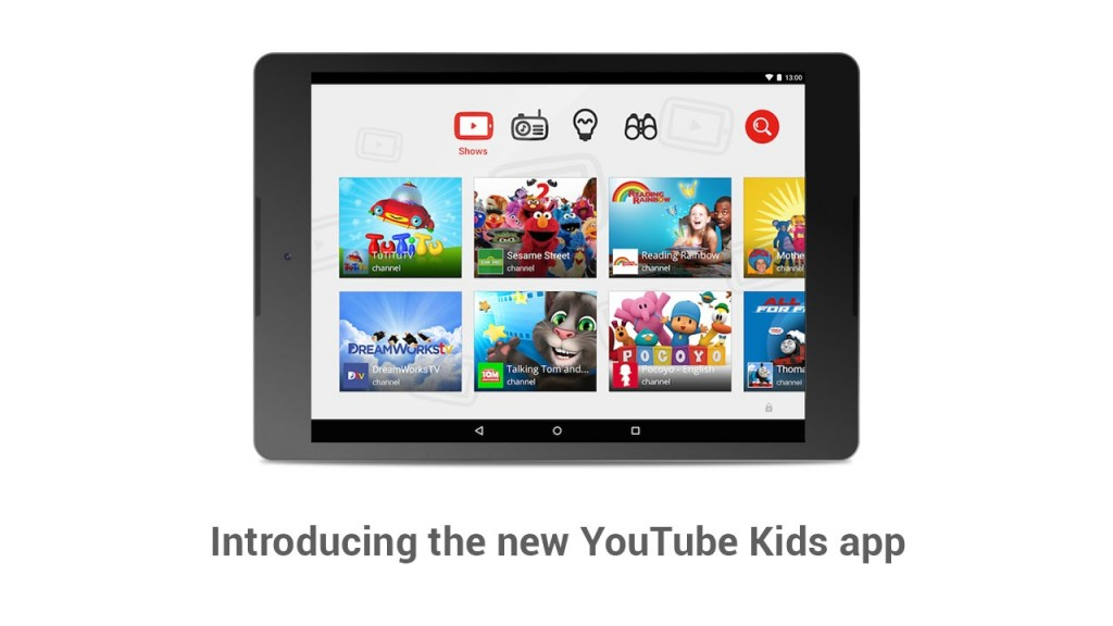 Video thumbnail for youtube video YouTube for Kids now Available Download iOS App & Android App APK » PhoneRadar