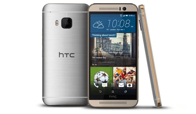 HTC One M9 Announced with 5-inch display, Snapdragon 810 ...