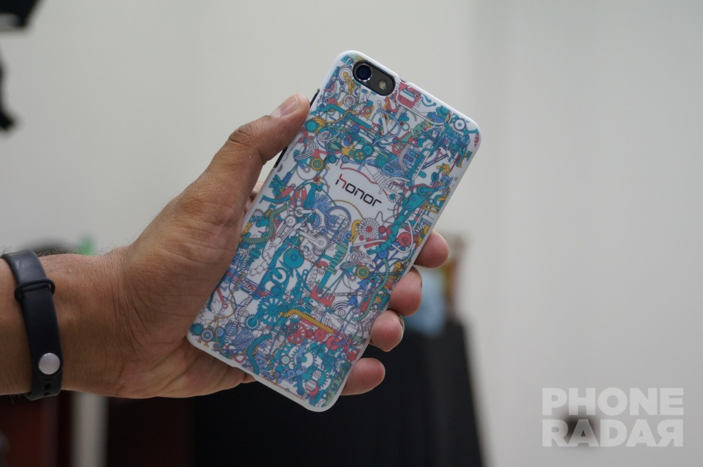Huawei Honor 4X Hands-on Back Case