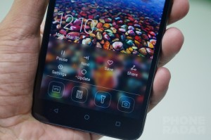 Huawei Honor 4X Lock Screen Controls