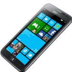 Samsung ATIV S Front