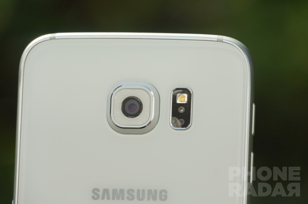 Samsung Galaxy S6 Rear Camera