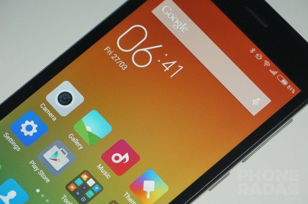 Xiaomi Redmi 2 Display