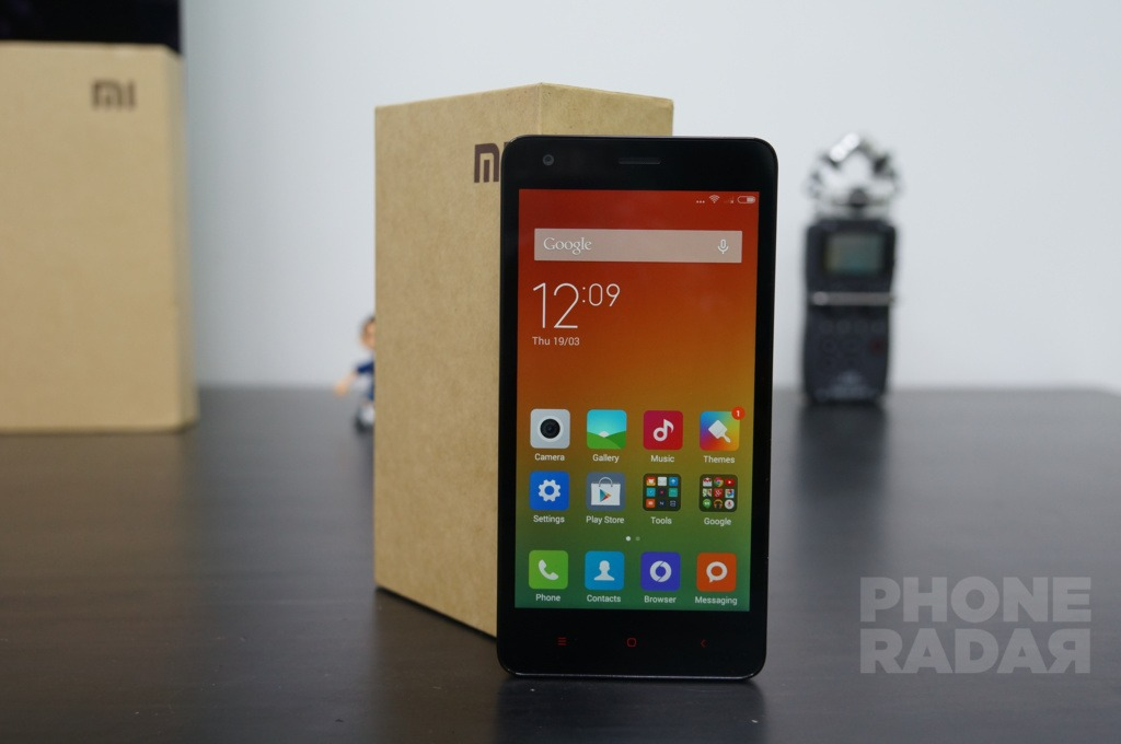 Xiaomi Redmi 2 Hands-on