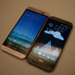 HTC One M9 Plus with M8