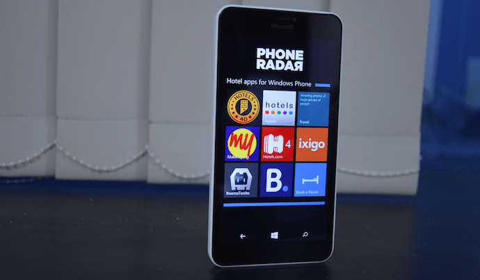 Hotel Apps for Windows Phones