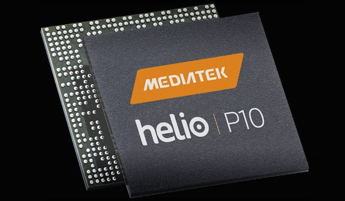 Mediatek Helio P10 Chipset