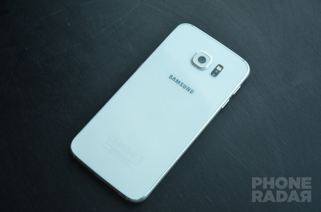 Samsung Galaxy S6 Back