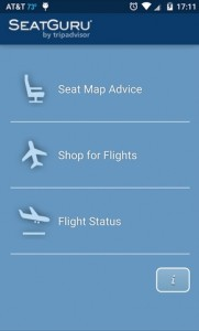 SeatGuru  Maps Flights Tracker