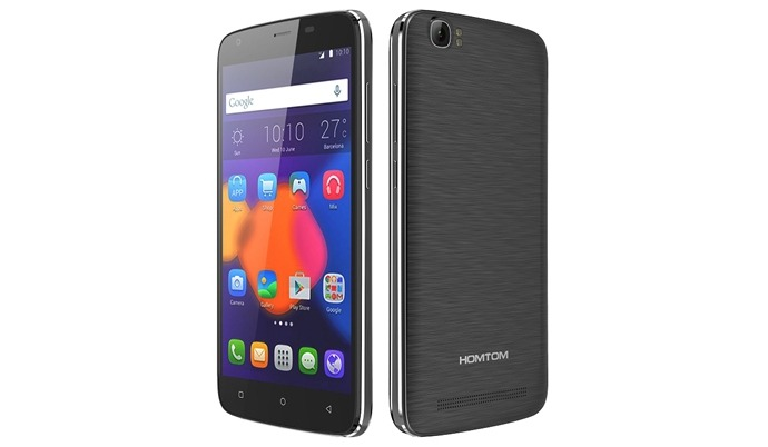 Doogee HomTom HT6 With Huge Battery