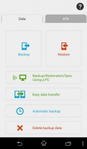 JS Backup – Restore & Migrate Android app