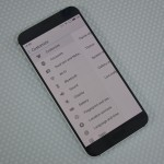 Meizu MX5 - Settings App