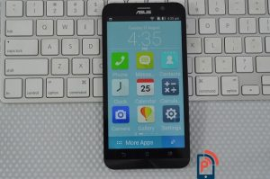 Asus Zenfone 2 Delux Easy Mode