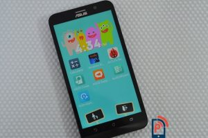 Asus Zenfone 2 Kids mode