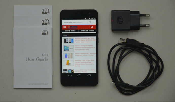 Micromax canvas xpress 2 featured image